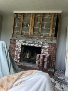 The Fire Place During